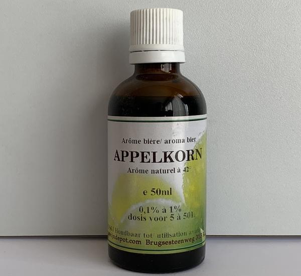 Appelkorn natuurlijk aroma 50ml