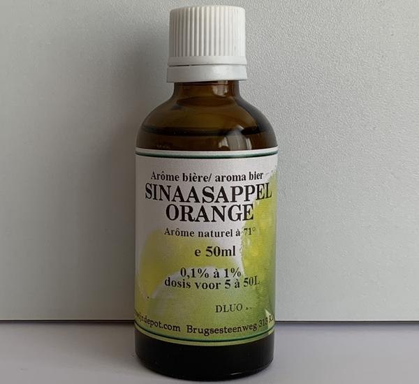 Sinaasapppel natuurlijk aroma 50ml