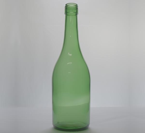 Fles Normande groen 70cl