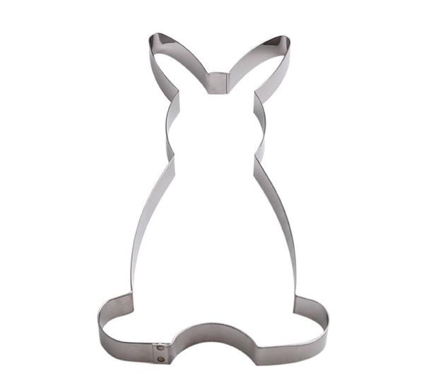Uitduwvorm konijn 18cm