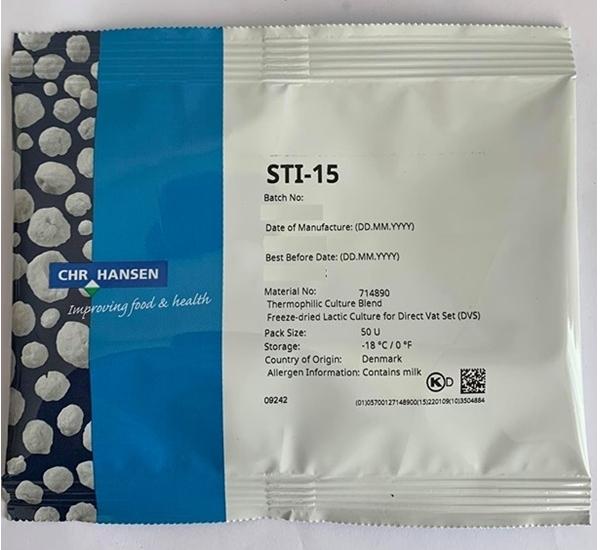 DVS-zuursel STI-15 50U