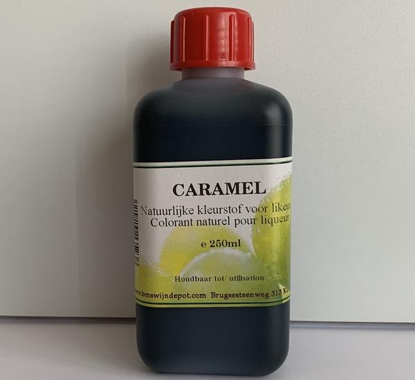 Voedingskleurstof caramel 250ml