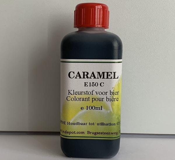 Voedingskleurstof caramel (E150C) 100 ml