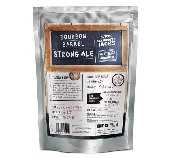 MJ Bourbon Barrel Strong Ale (LE) 14L
