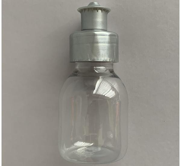 Fles pet Cristal 60ml met dop