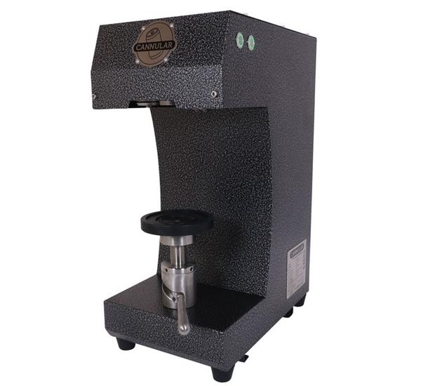 Cannular Canning Machine semi-automatisch voor blik