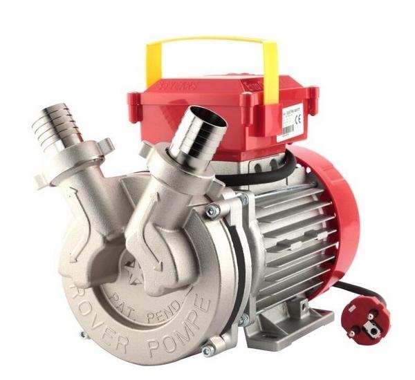 Electrische pomp Novax 30M Oil inox 5000L/u