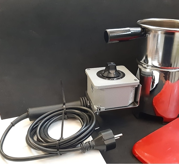 Zegellak-en wax heater