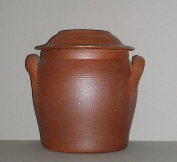 Pot de conserves 5 litres avec couvercle