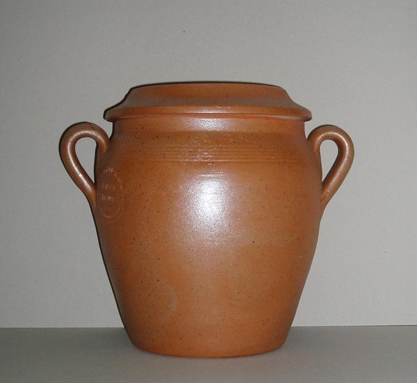 Pot de conserves 20 litres avec couvercle