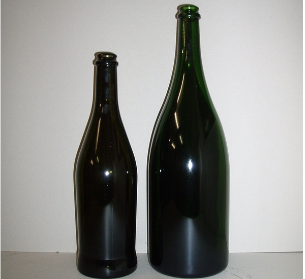 Bouteille champagne 1,5 litres magnum
