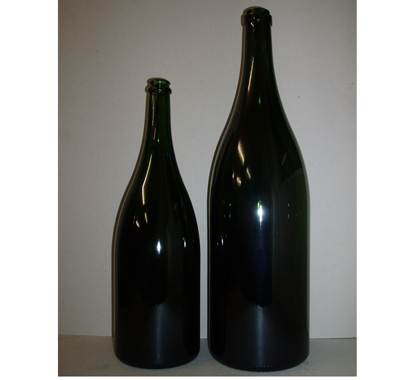 Bouteille champagne 3 litres jeroboam