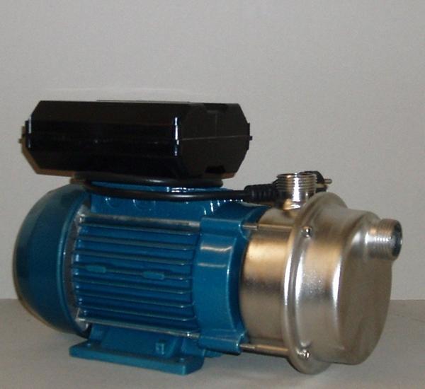 Pompe electrique inox auto-aspirant D25 HP0,6 43L/min.