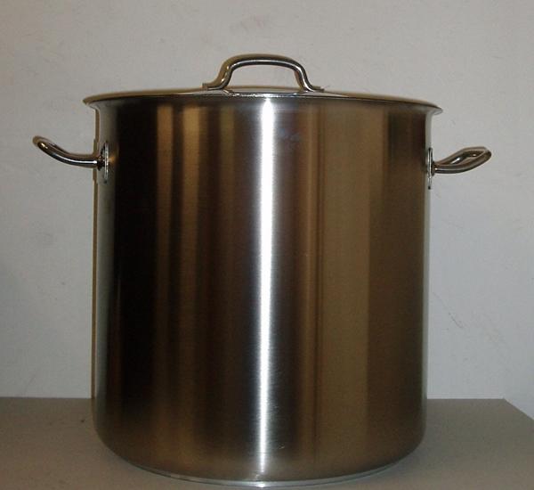 Cuve de brassage inox 25L