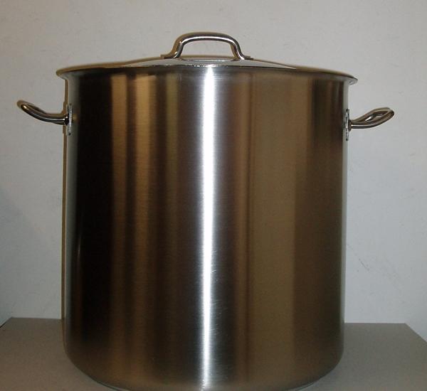 Cuve de brassage inox 70L
