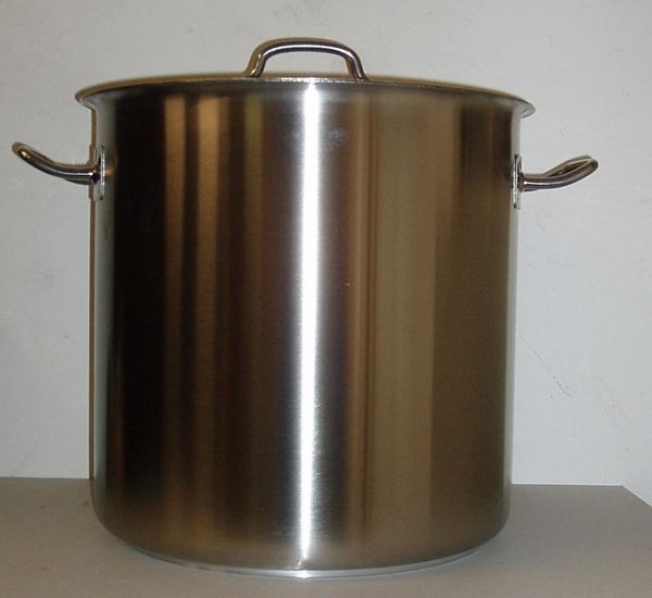 Cuve de brassage inox 50L