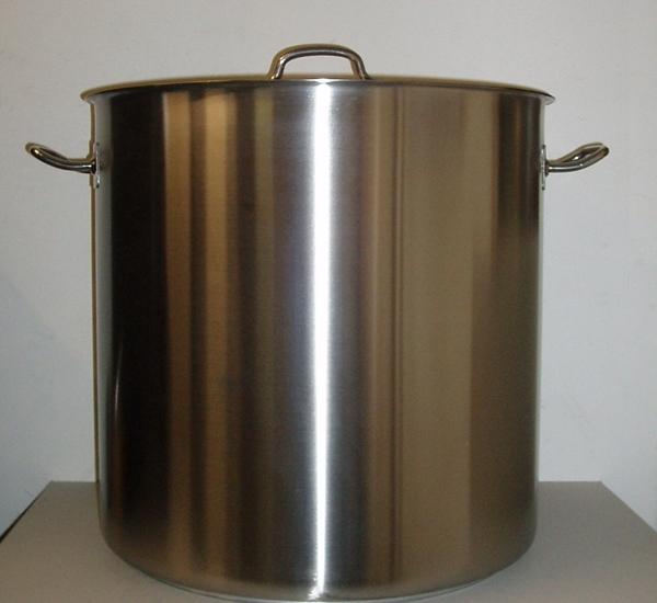 Cuve de brassage inox 170L