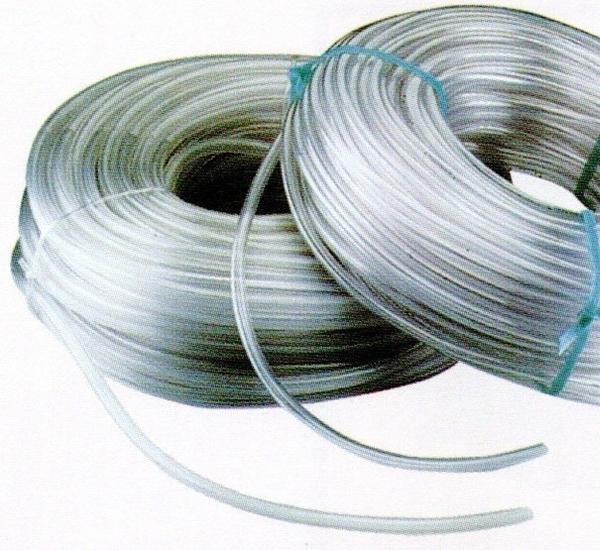 Tuyau en PVC diam 8 x10 mm par 1m