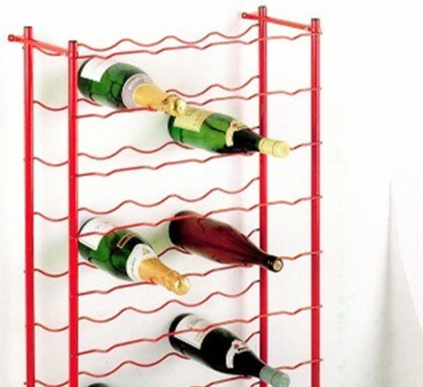 Wijnrek 80 flessen    80 x 100 x 23