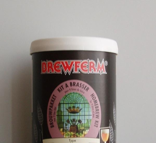 Brewferm Tripel (9 l)