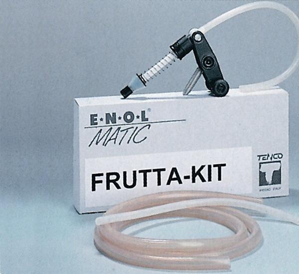 Frutta Kit voor vloeistoffen tot 80°C