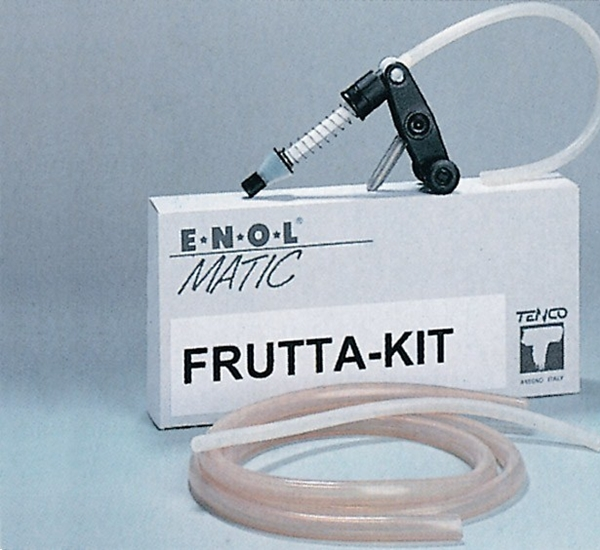 Enol-Matic Kit Frutta pour Liquide max. 80°C