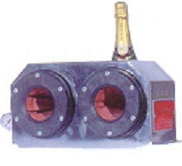 Sertisseuse champagne pneumatique