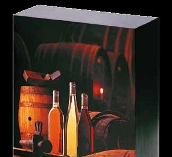 Geschenkverpakking Wijnkelder 3 flessen