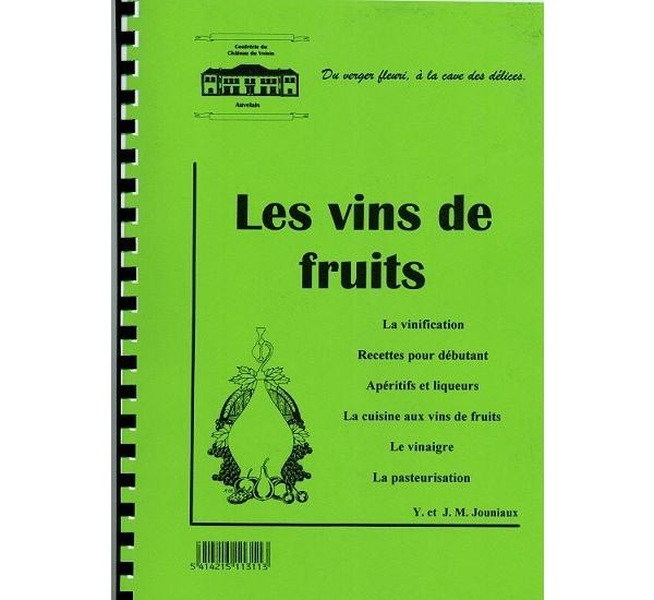 Les vins de fruits (Jouniaux)