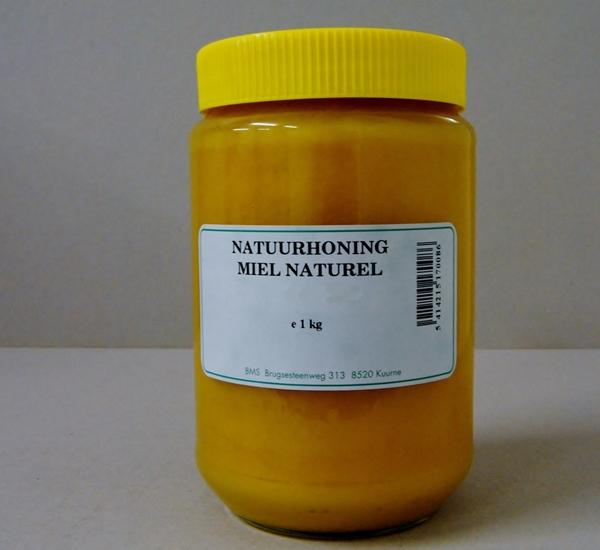 Miel eucalyptus 1kg