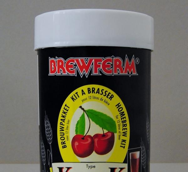 Brewferm Kriek (12l)