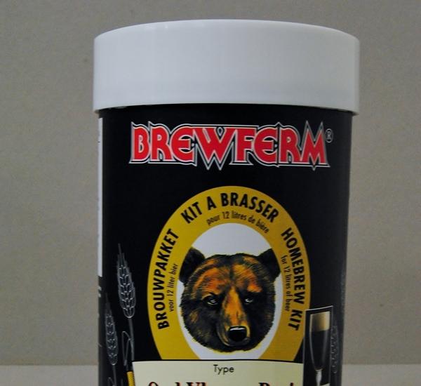 Brewferm Oud vlaams bruin (12L)