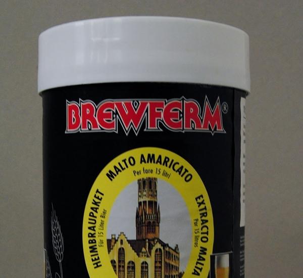 Brewferm tarwebier (15 l)
