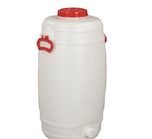 Kunststofvat Graf 50 liter rond