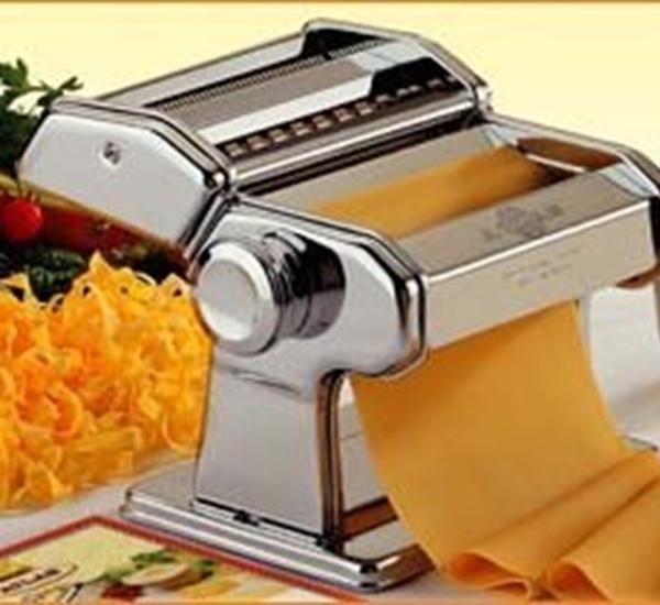 Machine à pâtes Atlas (spaghetti+tagliatelli) - Marcato