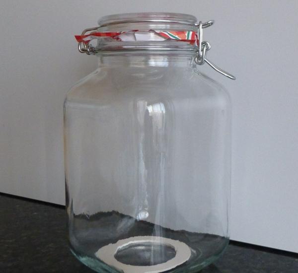 Steriliseerbokaal 3 liter
