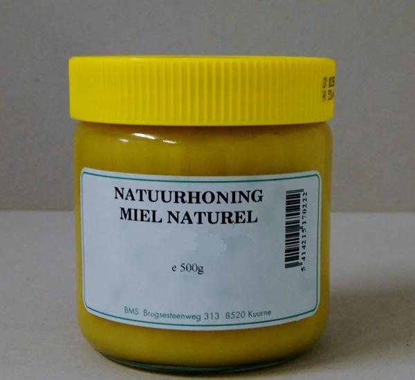 Miel des alpes: 500g