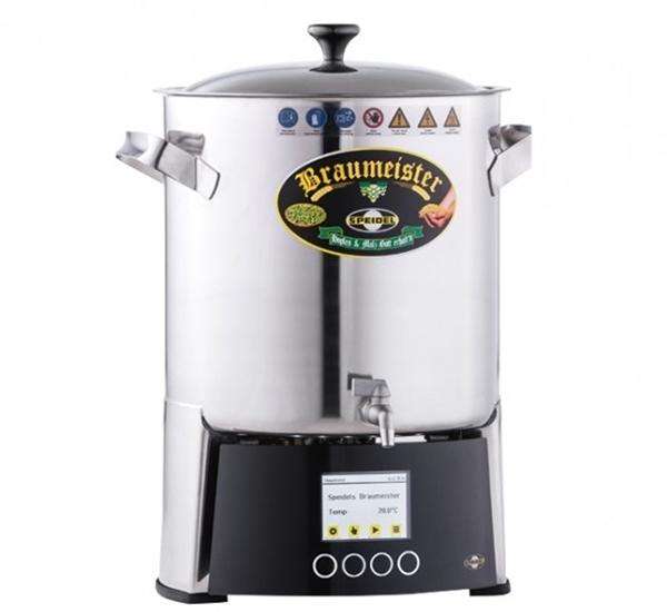 Cuve de brassage automatique Braumeister 10L