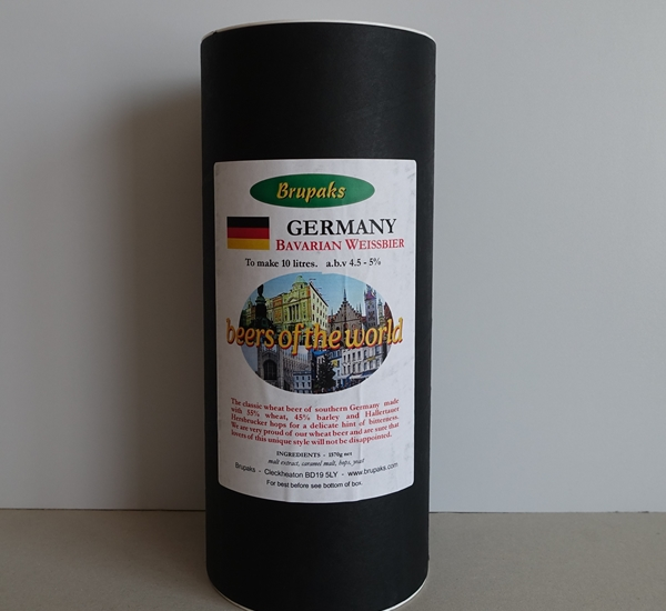 BW Bavarian Weissbier