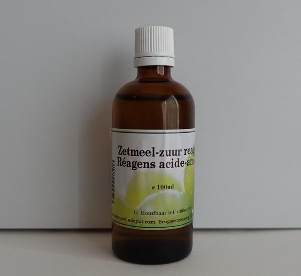Zetmeel zuur reagens 100ml