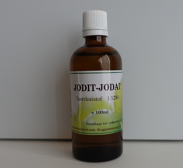 Jodit Jodat 100ml