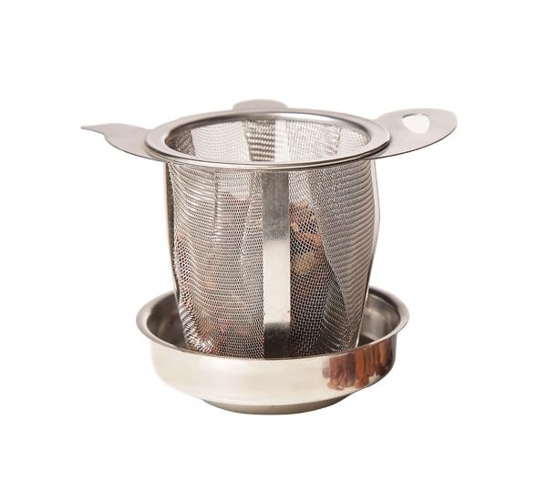 Filtre à thé forme théière
