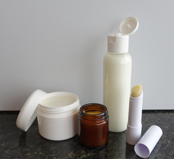Kit de base faire ses cosmétiques