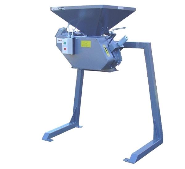 Moulin à malt 500kg/h avec pied