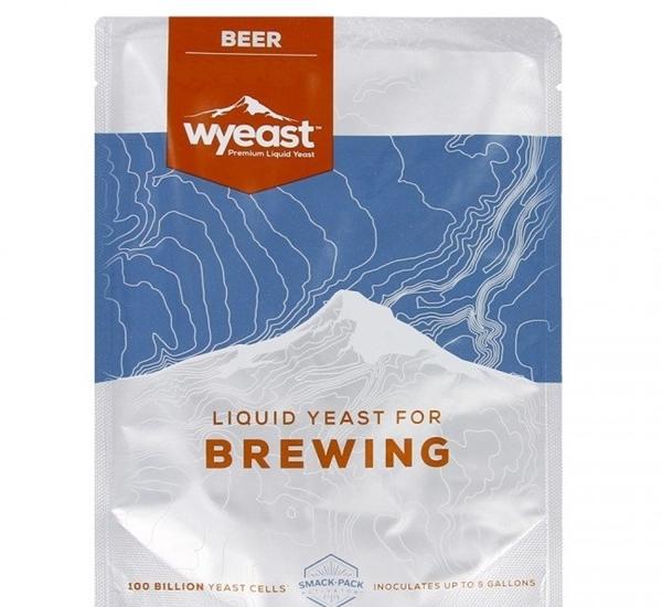 Biergist American Ale 1056 WYEAST