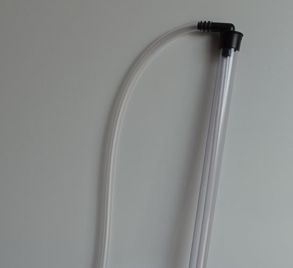 Transvaseur automatique avec filtre à lie maxi 62cm