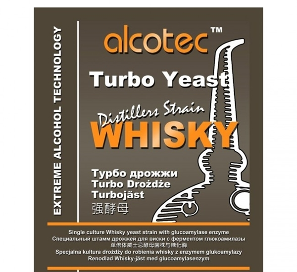 Alcotec Whisky turbo 73g