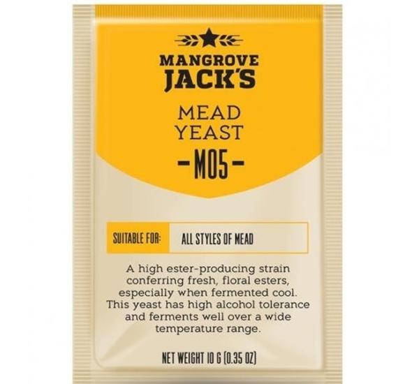 Mangrove Jack's M05 Mede gist 10g