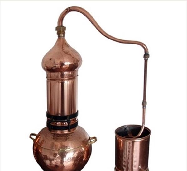 Alambic en cuivre  10 litres
