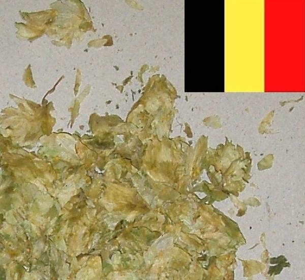 Hopbloemen Cascade herkomst België 100g.